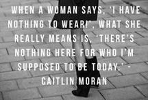 stylish / Every woman has that spark in her ;;)