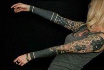 tattoos / by Carol Elaine Johns