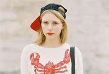 fashion  / by Brooke Clendining