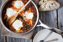 Second Breakfast / A mix of breakfast and lunch recipes.  / by Leah White