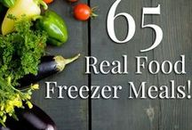 Freezer Meals / HOME … a way of life. All things HOMEsteading, HOMEkeeping, HOMEschooling, and HOMEindustry. www.MollyGreen.com  / by Molly Green Magazine