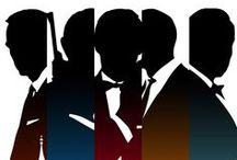 James Bond / by Donna Hansen