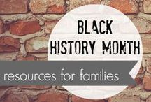 Black History Month Solutions / #BlackHistoryMonth / by Laila @Front Row Mama