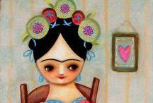 Viva Frida / by Nana Pinho