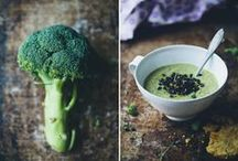 Inspiration: Soulfood / Inspirationsboard wärmende Gerichte - vegetarisch