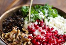 Salads / Cool greens and side salad dishes. Yumma!  / by Missy Flores