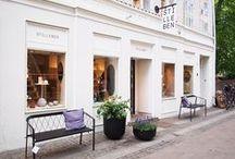 Copenhagen / My Copenhagen favourites: 20 homedecor shops, parks & places.