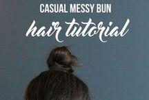 // HAIR & BEAUTY // / hairstyles I want