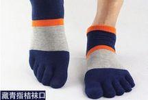 Wiggle Socks / Wiggle Toe Socks - Cerkos.com