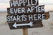 Wedding Style / Boho beach style