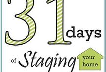Staging & Open House Tips / Get your home ready to sell with these useful staging and open house tips. From interior design and wafting aromas to strategies and decor ideas, this is the board for you.