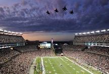 Stadium Shots / by Gillette Stadium