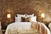 Cozy Bedroom Retreats / Escape from your busy day and retreat to the comfort of your luxurious bedroom. Whether simple or over-the-top decor, we have some ideas to get your wheels turning.
