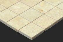 Crema Bella Marble Mosaic Tiles
