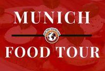 München │ Munich Food Tours / We'll take you on a food tour of Munich and show you the hidden gems in the districts of Glockenbach, Haidhausen, Schwabing, and Neuhausen! Discover the taste of Munich! │ Wir nehmen dich mit auf eine Food Tour durch München und zeigen die die Bezirke Glockenbach, Haidhausen, Schwabing und Neuhausen! Erlebe den Geschmack Münchens! || www.eat-the-world.com | #EatTheWorld #EatTheWorldTour #FoodTour #Germany #Deutschland #Culture #History #Travel