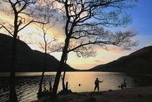 Stratheck & Loch Eck / A tranquil setting, perfect for exploring or Fishing. More info www.argyllholidays.com/parks/stratheck-holiday-park