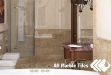 Light Emperador Marble Tile, Mosaic, Moulding and Border Collection / Light Emperador Marble Tile, Mosaic, Moulding and Border Collection from www.AllMarbleTiles.com