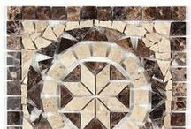 Cappuccino Polished Marble Tile and Mosaic Collection / Premium Quality Cappuccino Marble Tile and Mosaic collection will complete that décor equation you have been looking for, bringing your house to life and creating an enviable ambience to your guests. http://allmarbletiles.com