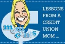 Momcents / Real life lessons from a credit union mom