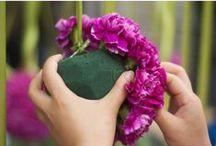 DIY Floral Decor