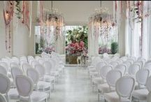 Weddings / Wedding flower decoration and styling by The Wunderkammer.