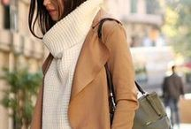 #fashion winter / #winter #getwarm #fur #wool #hotchocolate