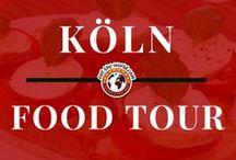 Köln | Cologne Food Tours / Take a food tour with eat-the-world in Cologne Südstadt, Nippes, Sülz, or Ehrenfeld! We will take you off the beaten track on a cultural and culinary adventure in Cologne! │ Entdecke Köln Südstadt, Nippes oder Ehrenfeld auf einer Food Tour! Wir nehmen dich mit auf ein kulinarisches und kulturelles Abenteuer abseits der Touristenpfade in Köln! || www.eat-the-world.com | #EatTheWorld #EatTheWorldTour #FoodTour #Germany #Deutschland #Culture #History #Travel