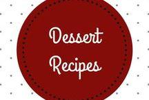 Dessert Recipes │ Dessert Rezepte / Pictures and recipes for delightful desserts │ Fotos und Rezepte für himmlische Desserts
