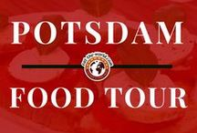 Potsdam Food Tours / Discover the culinary side of Potsdam on our three-hour guided culinary tour as we take you off the well-trodden paths and show you the hidden gems in the city! │ Entdecke die kulinarische Seite Potsdams auf unserer Food Tour! Wir zeigen die die geheimen Orte der Stadt abseits der Touristenpfade! || www.eat-the-world.com | #EatTheWorld #EatTheWorldTour #FoodTour #Germany #Deutschland #Culture #History #Travel