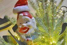 Happy Holiday / Kitschy Christmas, Easter, Valentines ... kitschige Feiertage, Weihnachten, Ostern ...