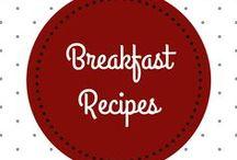 Breakfast Recipes │ Frühstück Rezepte / A good breakfast is the perfect start into the day! │ Ein gutes Frühstück ist der perfekte Start in den Tag!