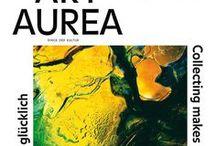 ART AUREA Issues / Our print magazines