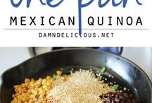 Healthy Recipes / Recipes that include Gluten -Free, Vegan, Vegetarian, Clean Eating, Whole Foods, and Nutritious