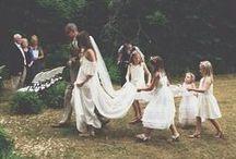 The ceremony / wedding ceremony