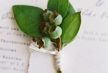 Boutonniere / flowers for men, and women