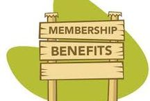 Member Benefits / We love our members! That's why we want to help you save big with exclusive discounts.