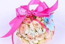 Buchete pentru domnisoara de onoare. Maid of honour bouquets / Prietena dumneavoastra cea mai buna merita un buchet minunat. Your best friend deserves a wonderful bouquet.