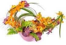 Aranjamente florale pentru masa. Wedding centerpieces
