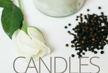 Candles / Anne Neilson Candles