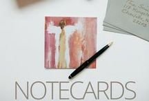 Notecards / Anne Neilson Home Notecards
