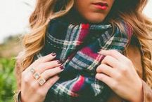 Scarf Culture - Tartan / Get Inspired by the precise weave of Scotland's famous Tartan/Plaid.