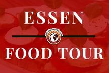 Essen Food Tours / Take a look at our newest food tours in the vibrant and diverse districts of Ruttenscheid & City Nord, Essen! || www.eat-the-world.com | #EatTheWorld #EatTheWorldTour #FoodTour #Germany #Deutschland #Culture #History #Travel