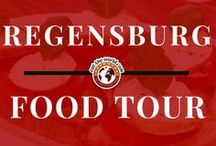 Regensburg Food Tours / Discover the historical city of Regensburg on a three-hour guided culinary tour with eat-the-world! || www.eat-the-world.com | #EatTheWorld #EatTheWorldTour #FoodTour #Germany #Deutschland #Culture #History #Travel