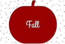 Fall | Herbst / Everything for Autumn!