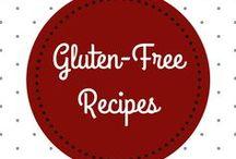 Gluten-Free Recipes | Glutenfreie Rezepte / All the #glutenfree #recipes you could ever want! | Glutenfreie Rezepte!