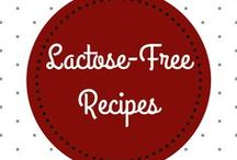 Lactose-Free Recipes | Laktosefreie Rezepte / Don't let dairy scare you off from trying some of the best recipes out there! | Laktosefreie Rezepte!