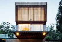 Maisons du Monde / Trouvez l'inspiration à partir de belles maisons, construction et réalisations en bois à travers le monde