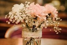 Flores y Mesas