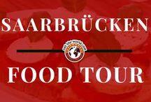 Saarbrücken Food Tours / Explore Saarbrücken's Nauwieser in three hours with seven culinary samples on an eat-the-world food tour! │ Entdecke Saarbrückens Nauwieser Viertel in drei Stunden mit sieben leckeren Kostproben auf einer eat-the-world Food Tour! || www.eat-the-world.com | #EatTheWorld #EatTheWorldTour #FoodTour #Germany #Deutschland #Culture #History #Travel