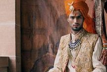 Jewel Toned Indian Wedding